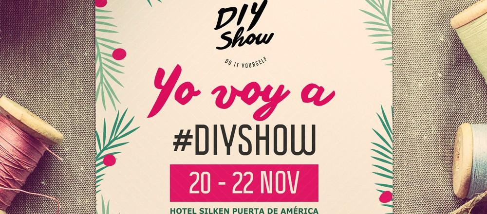 Sorteamos entradas para #DIYShow – Despierta y Entrena