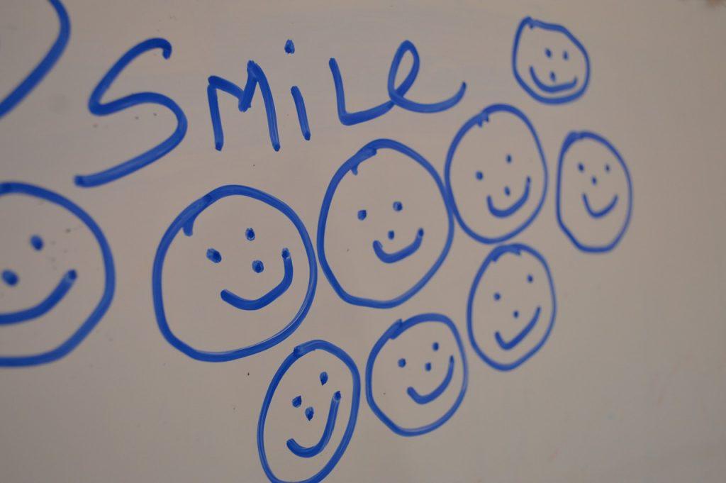 trucos para sentirte mejor sonríe