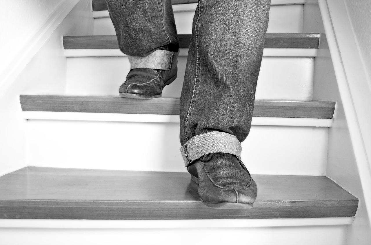 Beneficios de subir escaleras - Blog Despierta y Entrena